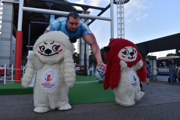 ラグビーワールドカップ2019™を臨港パークで32パブリックビューイング!体験エリアも充実