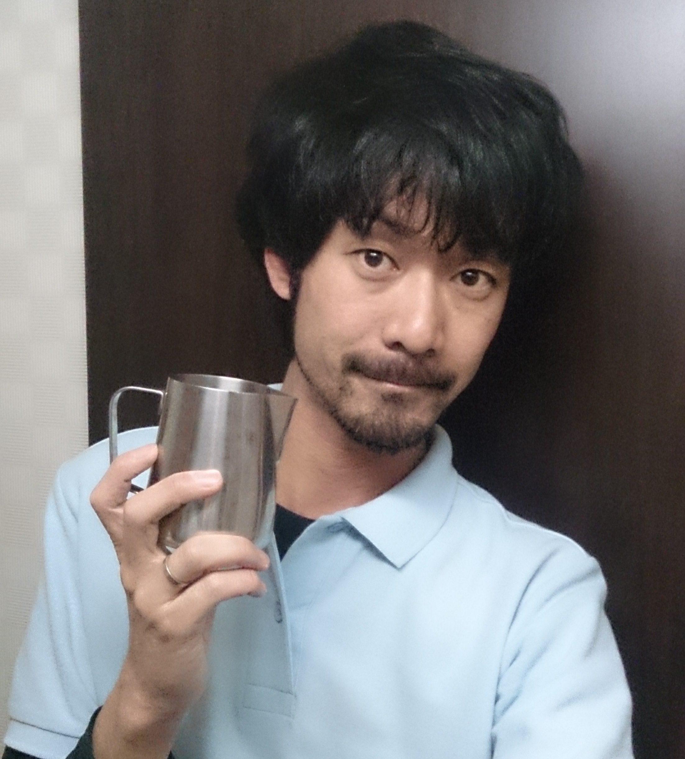親子で ピザ&カプチーノ作り@kiks kaffe(秦野市)