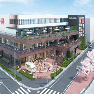 【2022年8月頃開業予定】旧横浜市南区総合庁舎跡地に複合商業施設誕生!