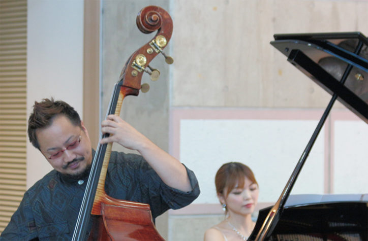 世界的奏者「森田良平」コントラバスコンサート@大和市ウィーンホール