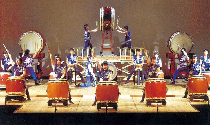 太鼓集団「鼓粋(こすい)」オリジナル曲でコンサート@青葉公会堂