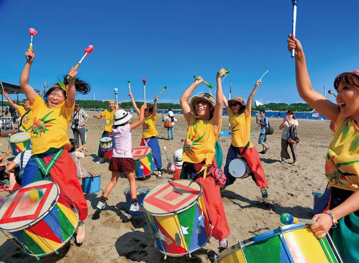 「金沢文庫芸術祭」アート尽くしの1日に【9月15日@海の公園】10月14日までアートラリーも