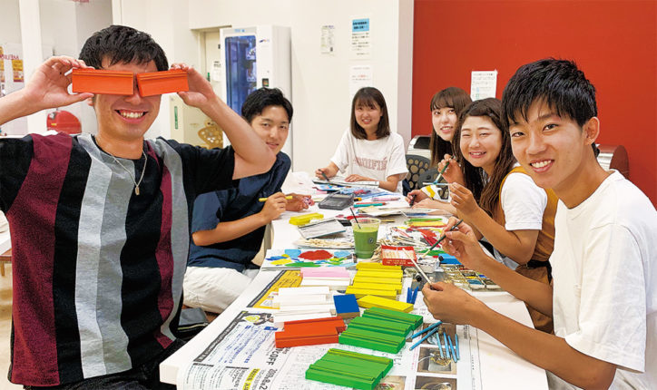 小田原宿場祭りでちびっこ集まれ!かまぼこ板使ったワークショップとカルタ大会