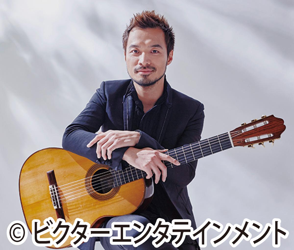 スカボロー・フェア~歌とギターで映画音楽~@和光大学ポプリホール鶴川
