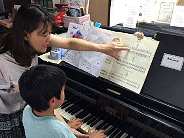 神田ピアノ教室で無料体験受付中!【厚木市】