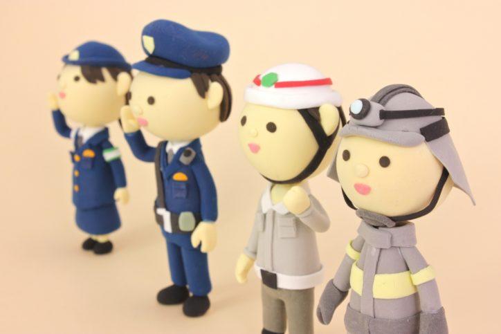 「藤沢防犯防災フェスタ」VRの消火訓練ブースや白バイ展示、消防服を着て記念撮影など