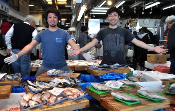 【体験取材レポ】横浜南部市場ブランチの穴場スポット〝本当の市場〟水産棟の土曜市に行ってみた!