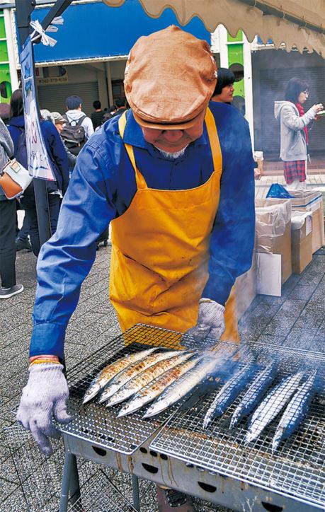 【一部内容変更】永山団地名店会「秋祭り」で気仙沼の「さんま」を食べよう!恒例じゃんけん大会も【多摩市】