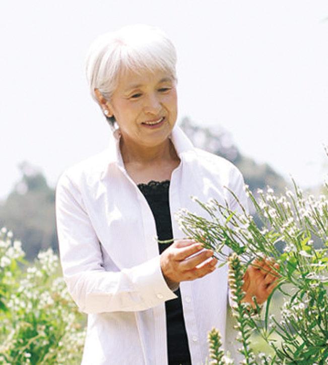 日本女性第一号の樹木医塚本こなみさん講演会「花端会議をはじめよう!」@青葉公会堂