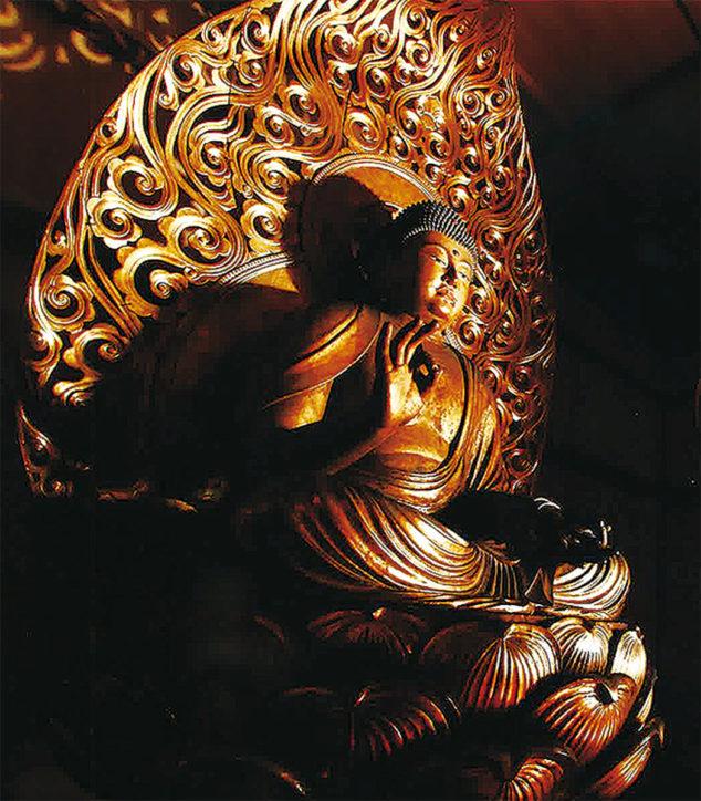 迫力の運慶仏5体がご開帳【10月19日】 横須賀市芦名・浄楽寺で