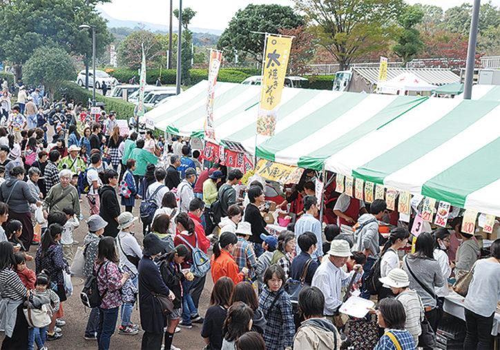 「美(み)・緑(りょく)なかいフェスティバル2019」星槎中井スタジアムで多彩な催し