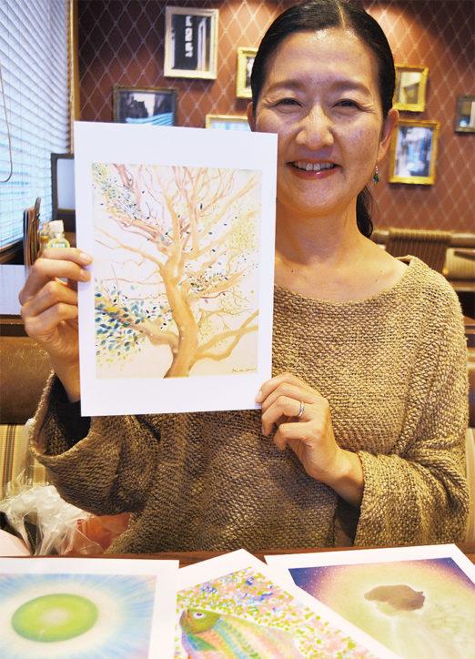 軽やかなタッチが魅力のパステルで「愛」表現 11月8日から横浜市金沢のギャラリーで三人展