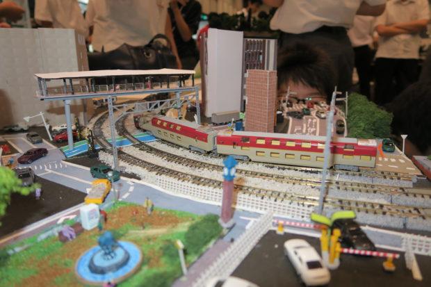 学生手作り「かながわ青少年鉄道ジオラマサミット」原鉄道模型博物館(横浜駅徒歩5分)