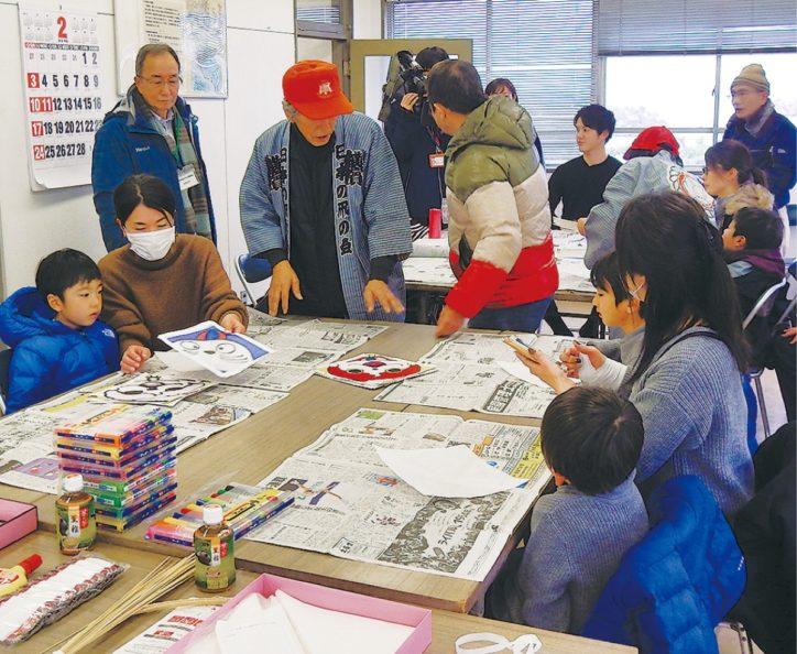 親子で和凧作りと凧揚げに挑戦しよう 参加者募集中【大磯町】
