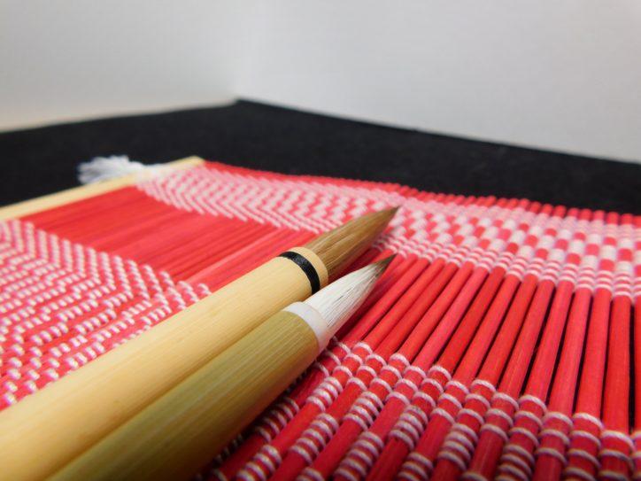 鶴見区民文化祭特別展示「鶴見書人会役員展」書人家31人の作品が並ぶ