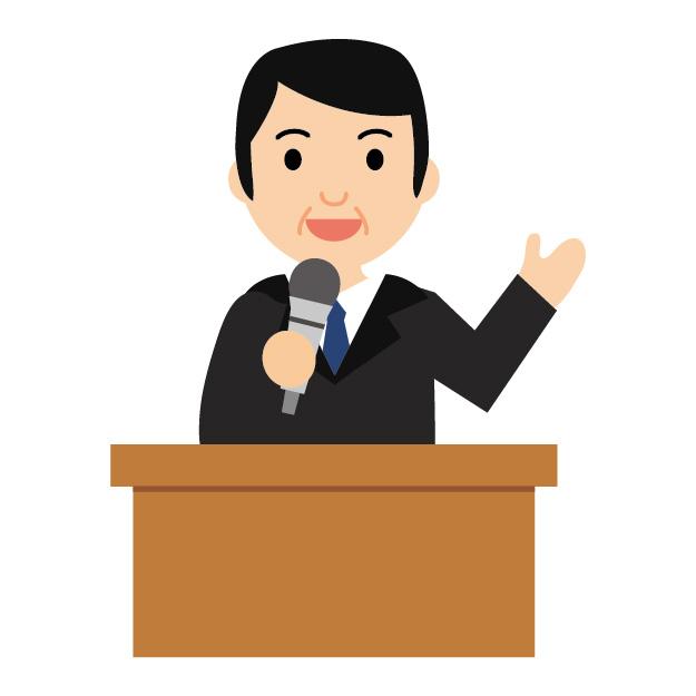 ごみ清掃兼芸人のマシンガンズ・滝沢秀一氏が茅ヶ崎で講演「海洋汚染とプラごみを知ろう」