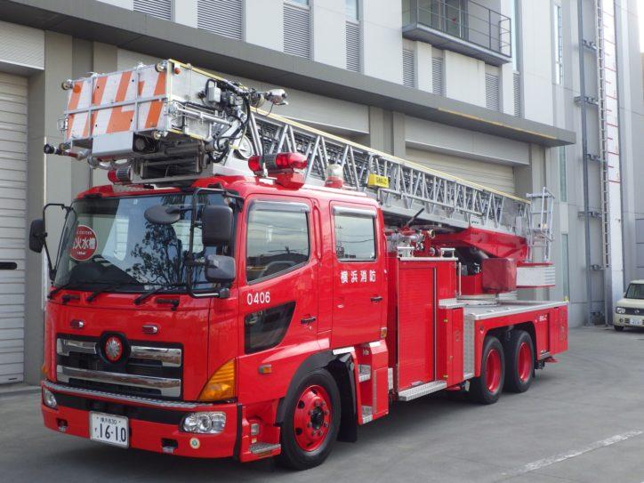 横浜11/11瀬谷消防署でなりきり消防士体験はいかが?親子10組募集中