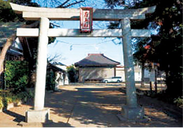 【事前申込不要】境川沿いの左馬神社を散策「瀬谷・大和のサバ社巡り」