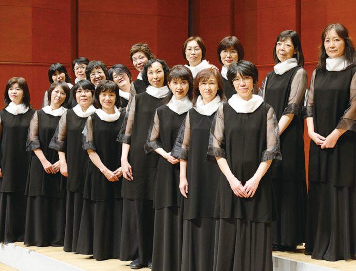 相模原で女声合唱団『スウィングロビン』コンサート