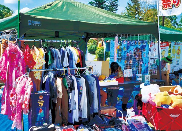 〈初開催〉秦野市学童保育連絡協議会が「学童祭り」フリマにワークショップ 展示も