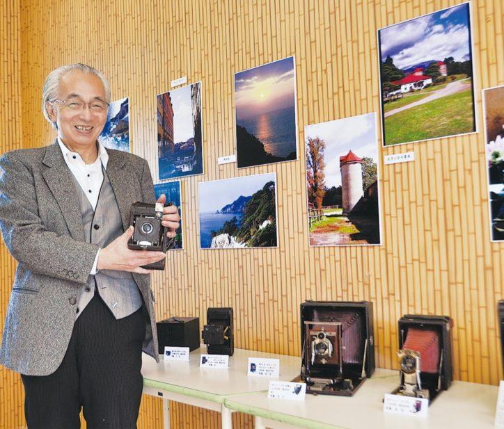 横浜・金沢でクラシックカメラ展示会「100年前のカメラを見にきませんか」