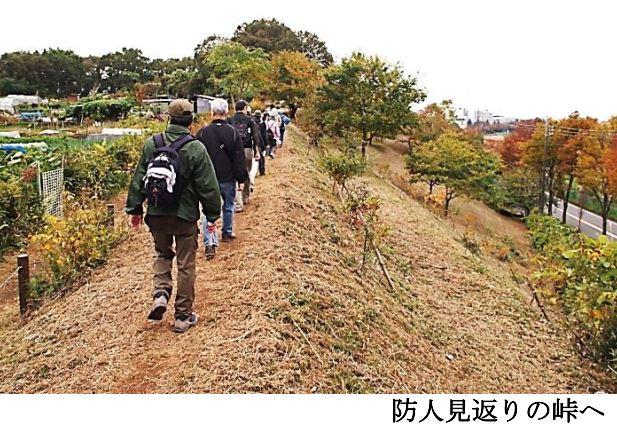 多摩よこやまの道を歩こう!