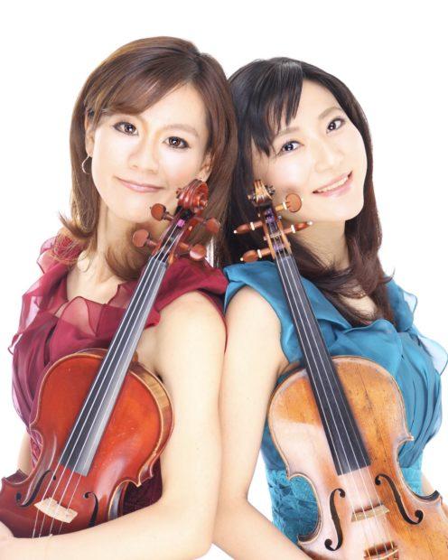 横浜・二俣川で中村姉妹バイオリンデュオコンサート 会社や学校帰りに気軽にクラシックを