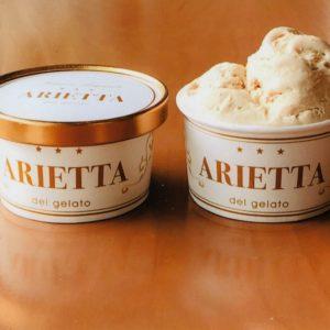 アリエッタ デル ジェラート(焙煎落花生):ARIETTA del gelato 【はだのブランド認証品】