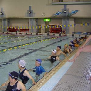 初心者水泳教室&水中ウォーキング教室@神奈中スイミング秦野校