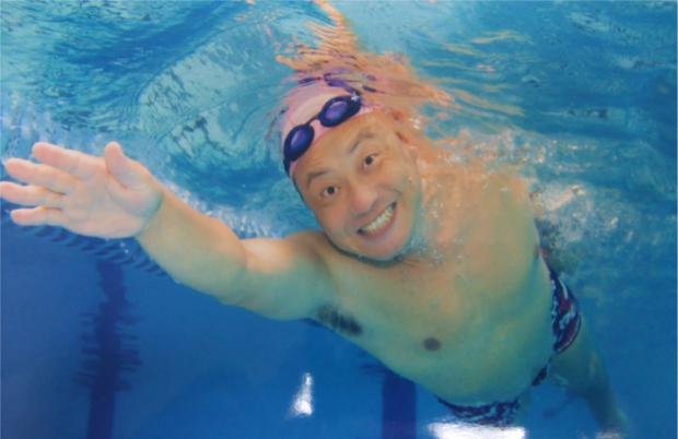 初心者の水泳&ウォーキング教室@神奈中スイミング秦野校