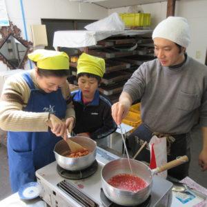 落花生「さくら豆」を作ってみよう@かまか商店(秦野市)