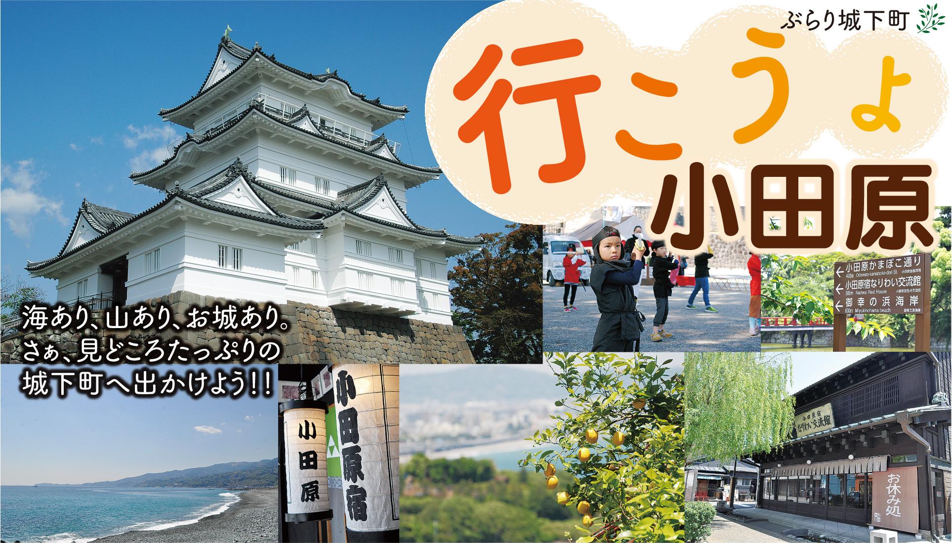 タウンニュース発信!箱根応援企画「行こうよ箱根」