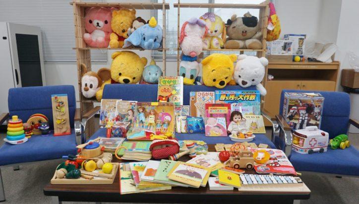 「第1回エコひろば」藤沢で3Rを学ぼう!スタンプラリーにおもちゃ交換会も