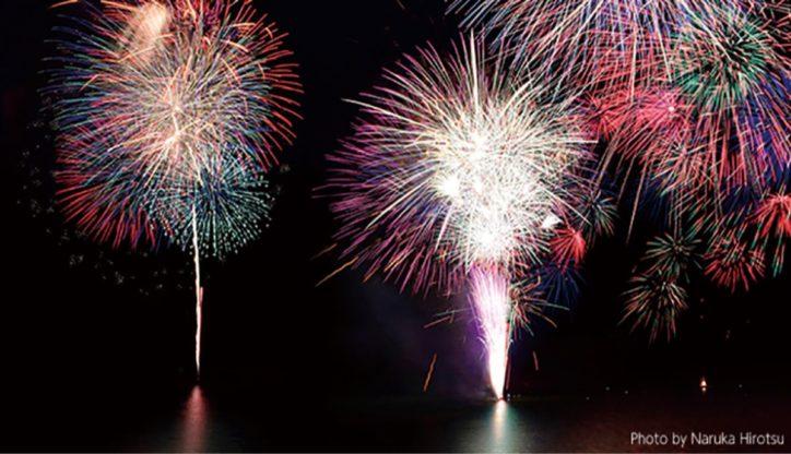 【2020年開催中止情報】「さがみ湖湖上祭花火大会」@相模原市緑区相模湖公園