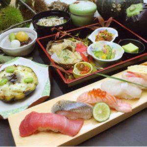 アオリイカのゲソ唐揚げ:銀八鮨/はだのにぎわいランチフェスティバル