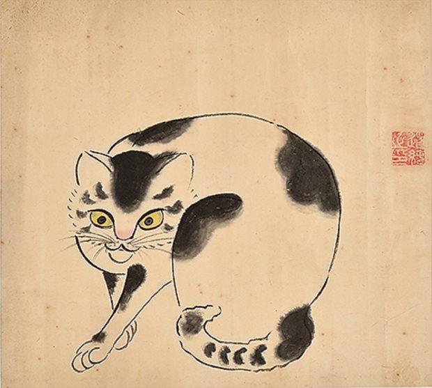 企画展「新春だニャン 福来たる!」猫、ネコ、ねこ…ずらり120点【藤沢市アートスペース】