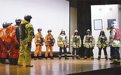 令和2年「旭区消防出初式」