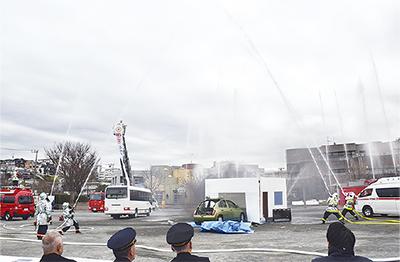 【令和3年開催中止】「港南区消防出初式」
