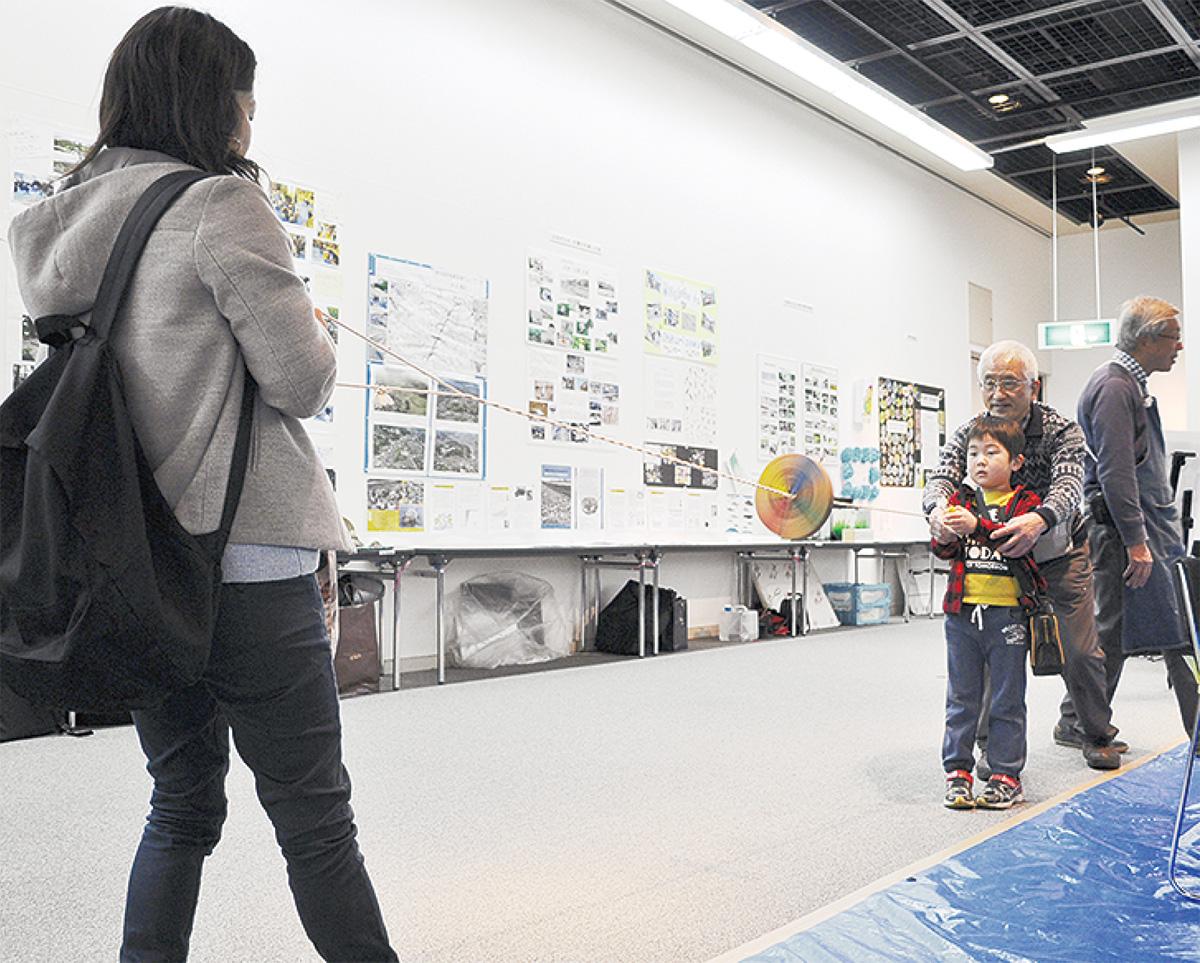 「多摩エコ・フェスタ2020」五感を使って楽しく体験できる環境フェア