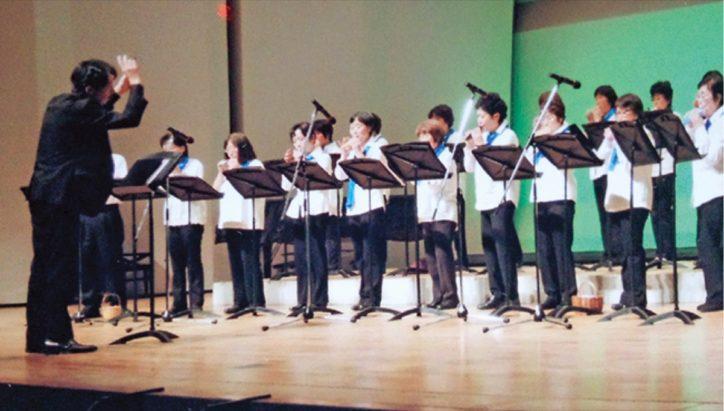 二宮町でオカリナ音楽祭「Ocarina なのはな Festival」プロ奏者の佐藤一美さんも出演
