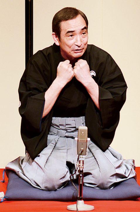 アマ実力派3人による 「かわさき宿ふれあい寄席」開かれる@かわさき宿交流館