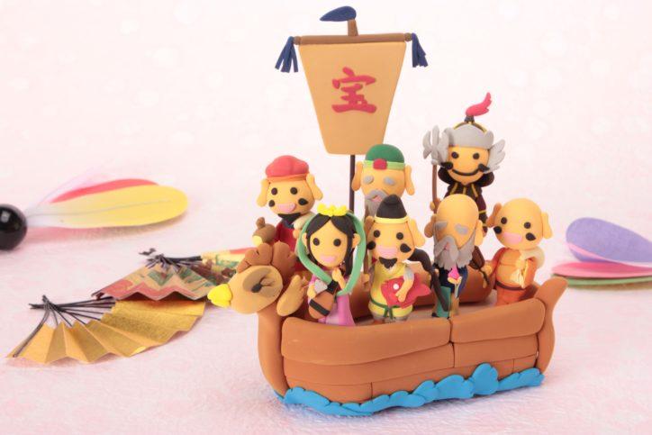 横浜みなと博物館内・柳原良平アートミュージアムで「十二支と宝船」特集展示