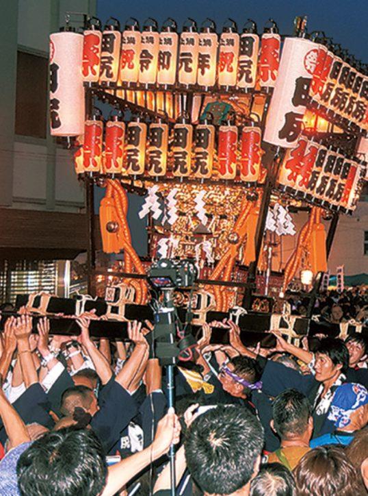 【2020年開催中止情報】上溝祭り@相模原市中央区上溝
