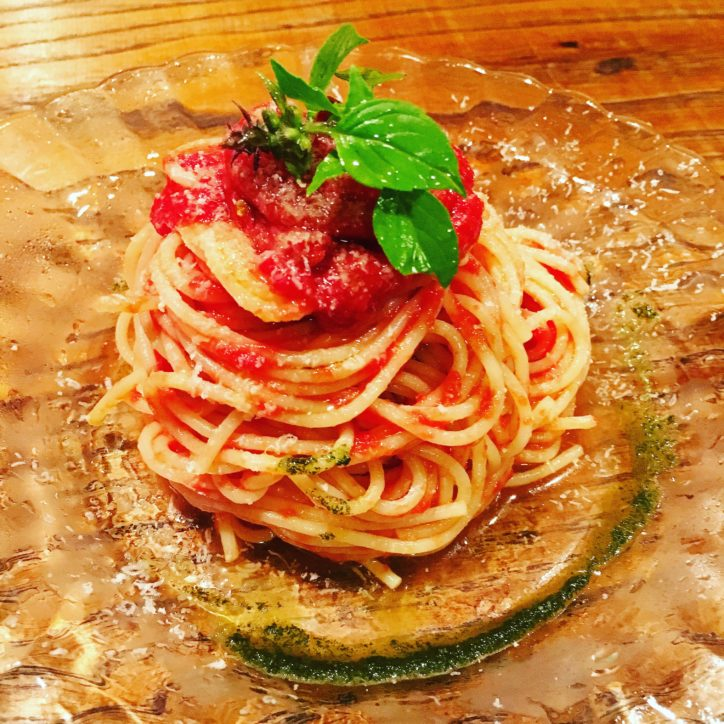 イタリア小菓子サービス:トラットリア・フーコ/はだのにぎわいランチフェスティバル