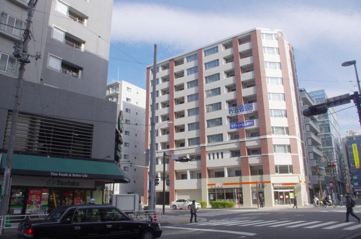 物件レポ「横浜関内プラッツ」共働き夫婦・シニア世代に!駅近、買物至便、ゆとりの2LDK