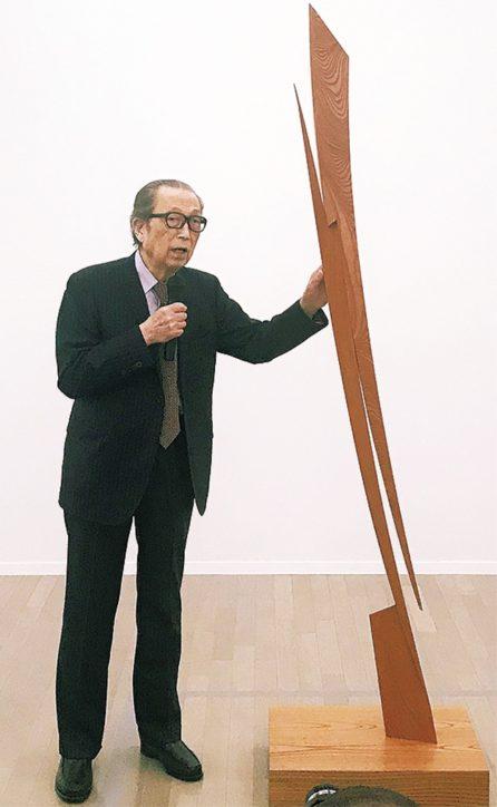 「澄川喜一 そりとむくり」展@横浜美術館 ガイドと巡る市内ツアー【一部延期】
