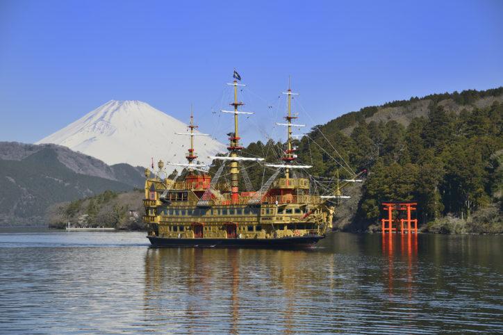 【読者プレゼント】箱根海賊船で芦ノ湖からの景色を満喫<優待券プレゼント>