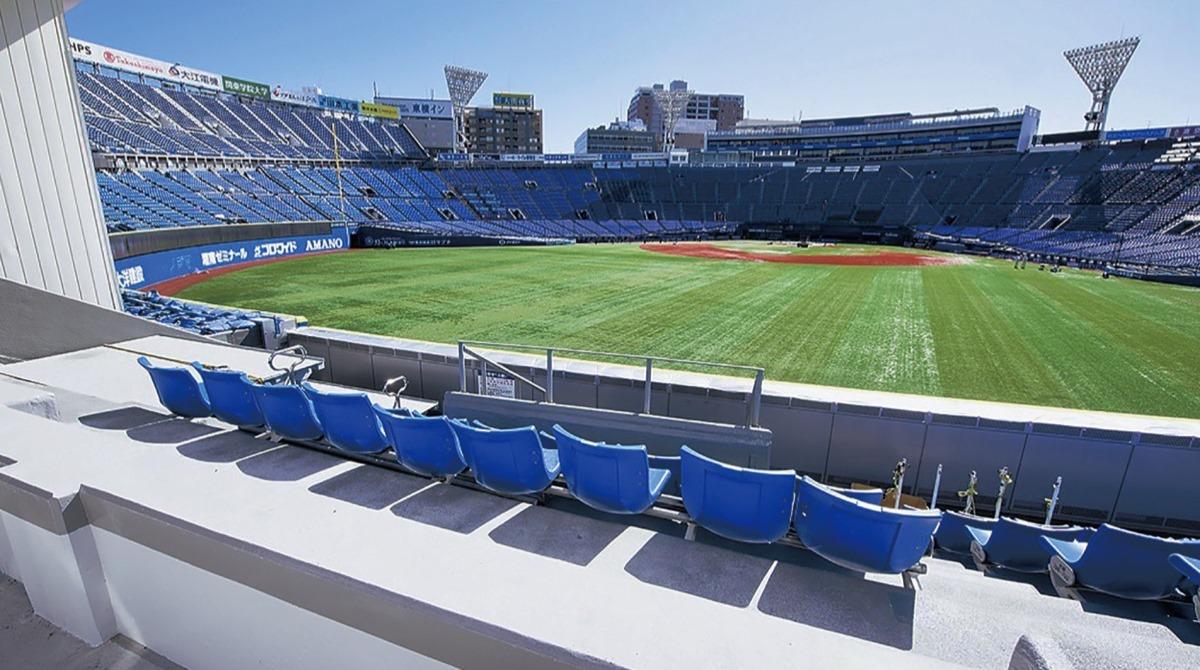 横浜スタジアムがリニューアル 5000席増に回遊デッキ「Yデッキ」登場