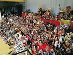 思い出の人形にお別れ  座間市の栗原神社でお焚き上げ【2020年3月15日】