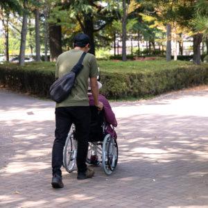 <ガイドボランティア募集中>横浜南区で障害児・者の外出付き添いなど